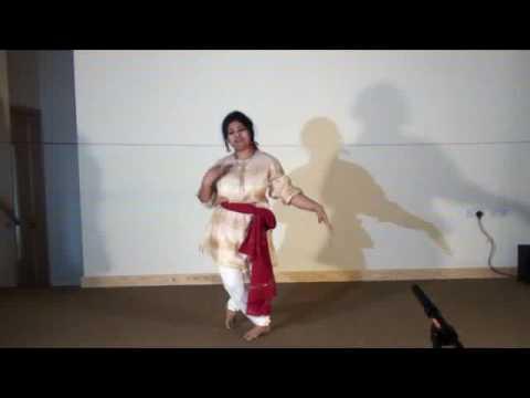 Nirjhorer Swapno Bhango - Dance composition by Sangeeta