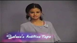 vuclip Selena Gomez - Audition Tape - Then & Now.mp4