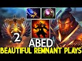 ABED [Ember Spirit] King Of Mid Lane Beautiful Remnant Plays Dota 2