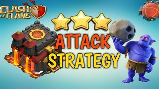 New TH10 War Attack strategy 2018 !
