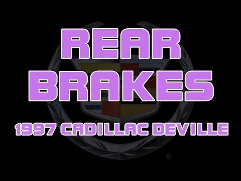 ⭐ 1997 cadillac deville rear brakes broken brake line youtube Disc Brake Diagram 1997 cadillac deville rear brakes broken brake line