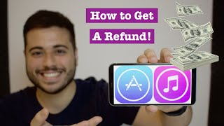 How to Get a Refund for App Store or iTunes Purchases!