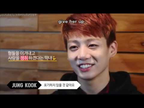 ENG SUB What Would BTS Members Do If They Love The Same Girl PART 5