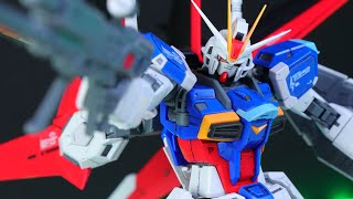 Enter Platinum Tier! Real Grade RG Force Impulse Gundam Review