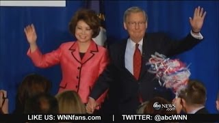 Primary Election Results 2014: Sen. Minority Leader Mitch McConnell Wins