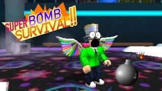 TODAY IT'S BOMBS💣 ROBLOX