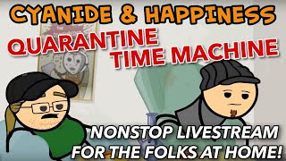 The Cyanide & Happiness Quarantine Time Machine