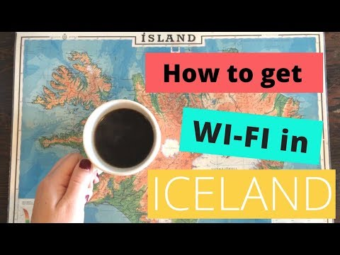 5 Wifi Options for Traveling in Iceland: Pros & Cons of Each + BONUS tip