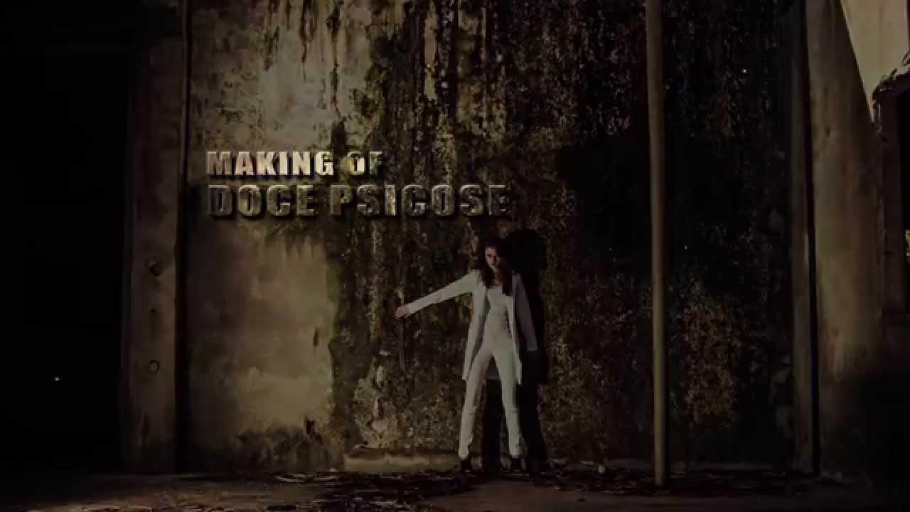 Making of Ensaio Fotográfico - Doce Psicose