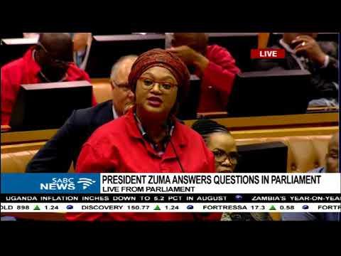 Malema says