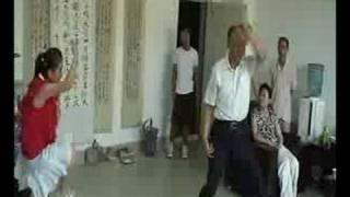 Prof. Ma ming da teaching Pigua in Gansu