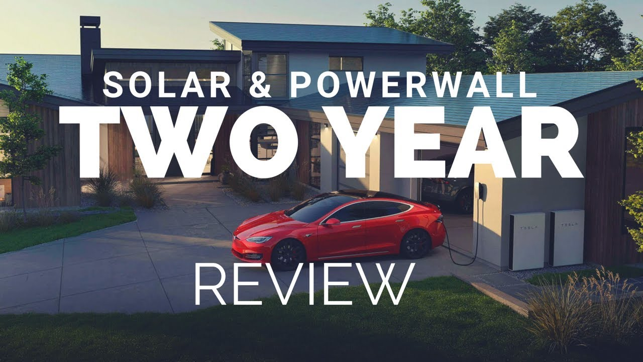 Tesla Powerwall Review >> The Truth About Living With Solar Tesla Powerwalls
