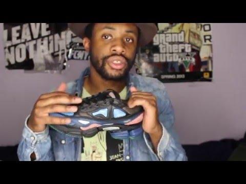 CleanKickz973: Review: Adidas x Raf Simons Ozweego 2