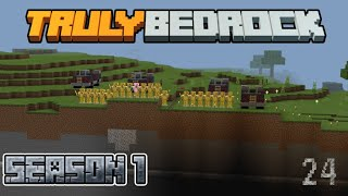 Truly Bedrock Episode 24: War is on the horizon