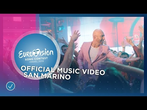 VIDEO Letra/Lyrics - Say Na Na Na - Serhat - San Marino 🇸🇲 - Official Music Video - Eurovision 2019