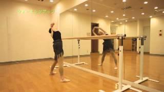 バレエの動きはとてもしなやか且つエレガントで、カラダを美しく、健康...