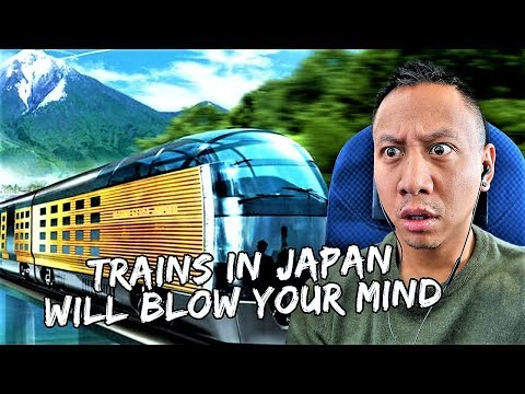 Trains In Japan Will Blow Your Mind | Vlog #441
