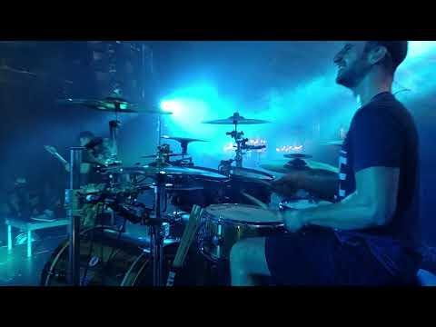 Matt Greiner FULL SET Drum Cam - August...