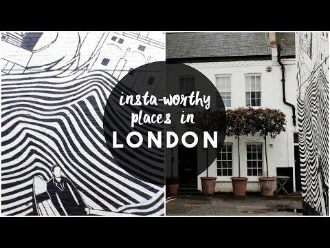 London's Instagram-Worthy Hideaways
