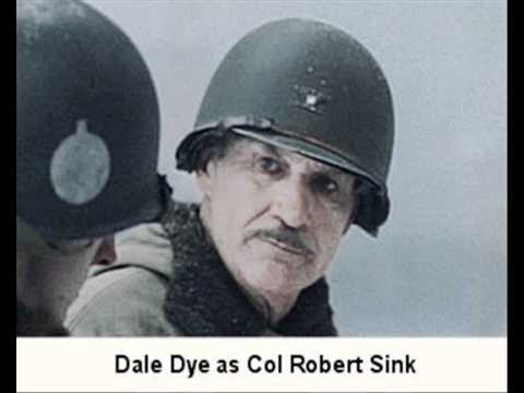 Captain Dale Dye 1 of 9: Band Of Brothers Cast s 20102011