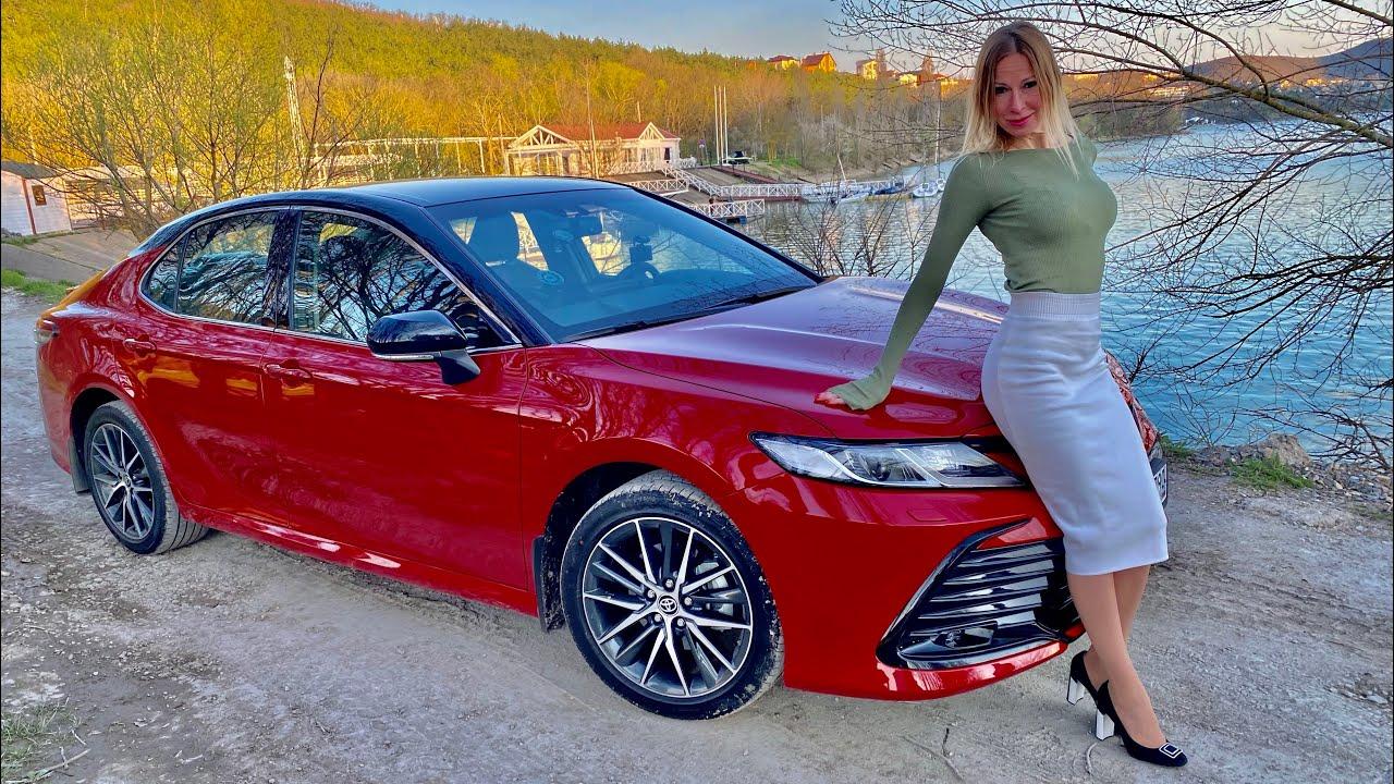 НОВАЯ Тойота Камри 2021. Вариатор и новые моторы. Toyota Camry