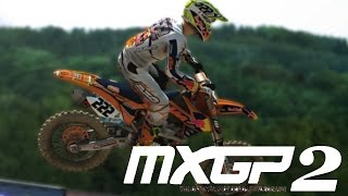 MXGP PS4   The Official Motocross Game   Career Mode Episode #1 MXGP THE PART 51   YouTube