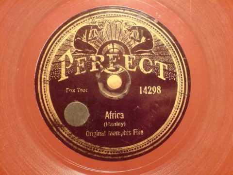 Original Memphis Five   Africa