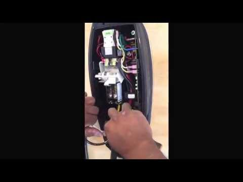 Tesla Charging Station Installation