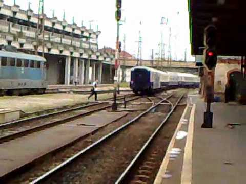 Special train in Hungary - Farkas Bertalan (or Bertalan Farkas) Express with V43 1001 engine