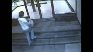 Surveillance video of Jun Lin and Luka Magnotta