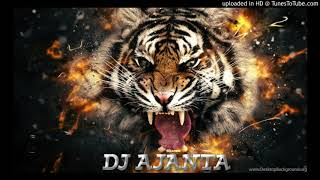 tiger dance Vs o lal Dupatte Wali Tera nam To Bata Dj Ajanta rmx