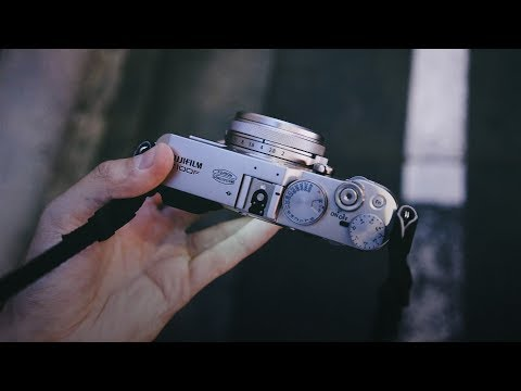 FUJIFILM X100F — Tokyo Street Photography with ShootTokyo