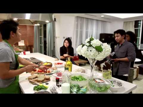 David Axioo, Cooking Photographer - HARPER'S BAZAAR Indonesia