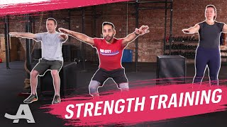 Interval Strength Training for Beginners