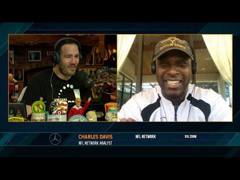 Charles Davis on the Dan Patrick Show (Full Interview) 4/23/21