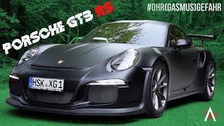Porsche GT3RS | Armytrix Titan Anlage von JP Performance