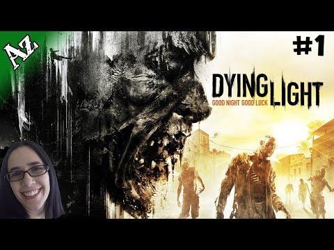 Dying Light Gameplay (Sponsor's Pick!) | Blind Playthrough | 1080p 60fps