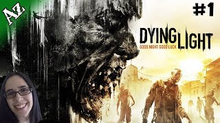 Dying Light Gameplay (Sponsor's Pick!) | PART 1 - Blind Playthrough | 1080p 60fps thumbnail