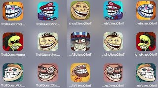 Troll Quest Internet,Troll Quest Video,Troll Sport,Troll Horror,Troll Unlucky,Troll USA,Troll TV