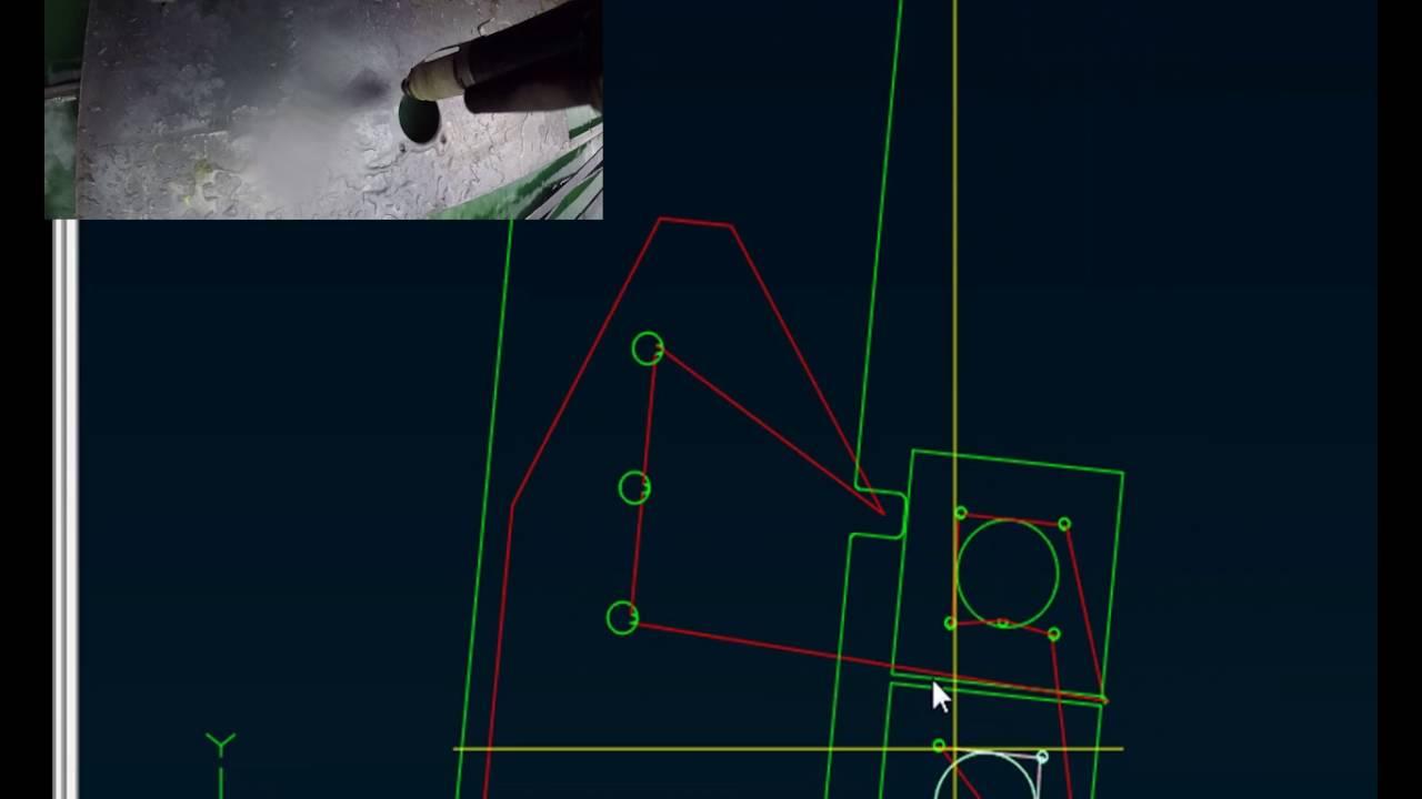 Machmotion Plasma Thc Control Integrated Sigmanest Demo Screencast Cnc Wiring Diagram