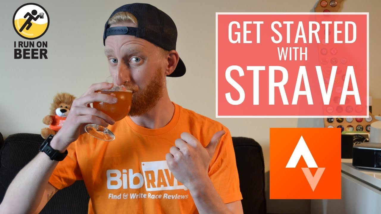 Getting Started with Strava - Top 5 Features - YouTube