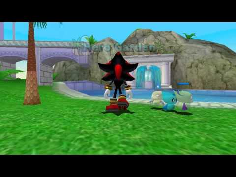 SA2 HD: Chao Types - Ghost Chao (Fly Types)