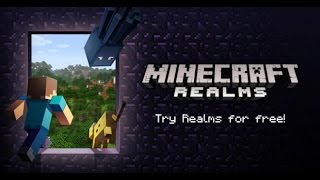 Minecraf Pocket Edition - Realistic Minecraft  - OUR FIRST DAY IN MINECRAFT - minecraft in real life