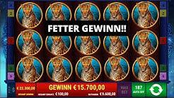 Great Warrior auf 100€ Einsatz - Freispiele im Online Casino abgestaubt- Jetzt ist Jackpot Time!