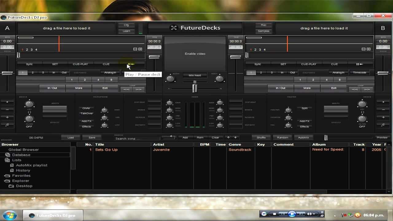 Programas de Mezcladores para DJ gratis