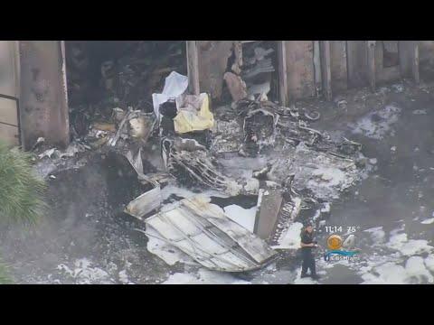 Two Dead In Fort Lauderdale Plane Crash