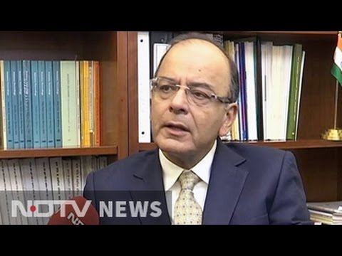 India Stands Out When Global Growth Is Wavering: Arun Jaitley