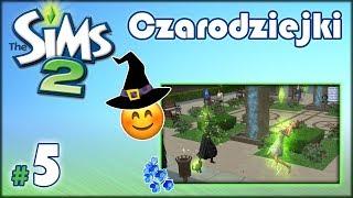 """✨ CZARODZIEJKI - The Sims 2 - #5 - """"Zieloną skórę mam!"""""""
