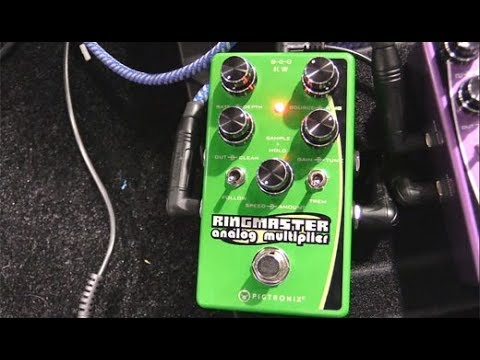 NAMM '18 - Pigtronix Ringmaster Analog Multiplier