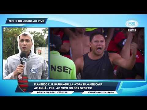 Flamengo Pode Ter Reforço De última Hora Para Semifinal Da Conmebol Sul-Americana